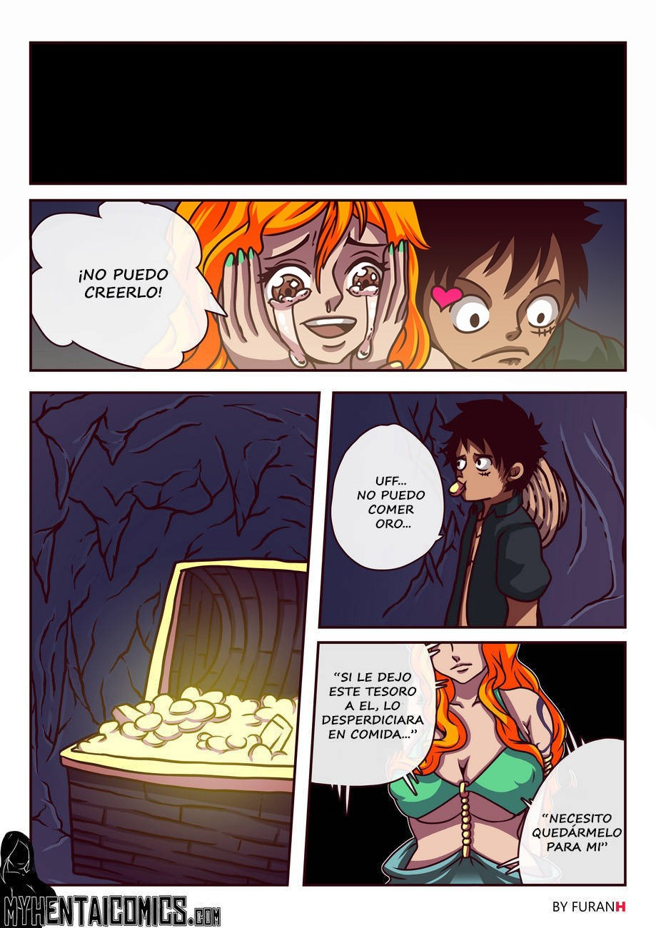 one piece manga xxx