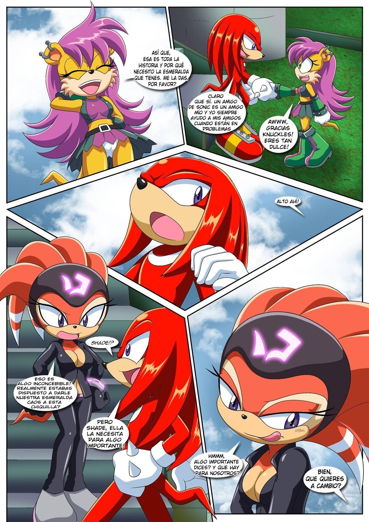 gratis Sonic porno fumetti