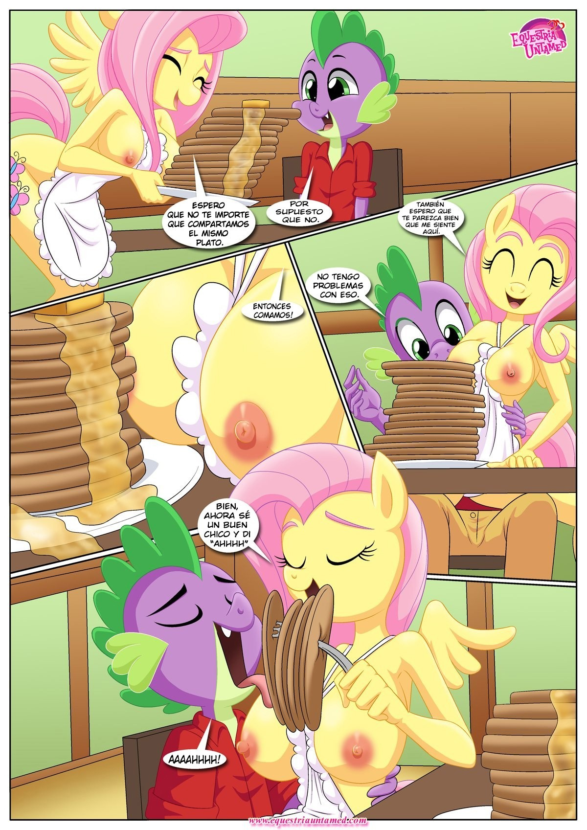 Applejack Follando MLP XXX