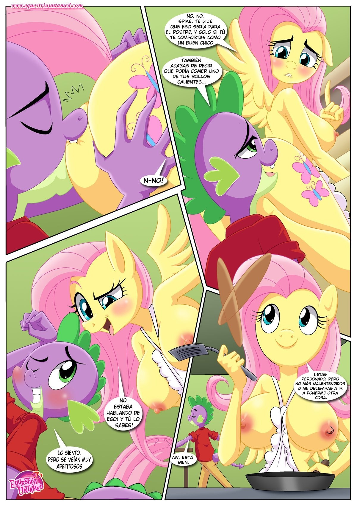 My Litel Pony Comic Porno applejack follando mlp xxx comic porno zoofilia