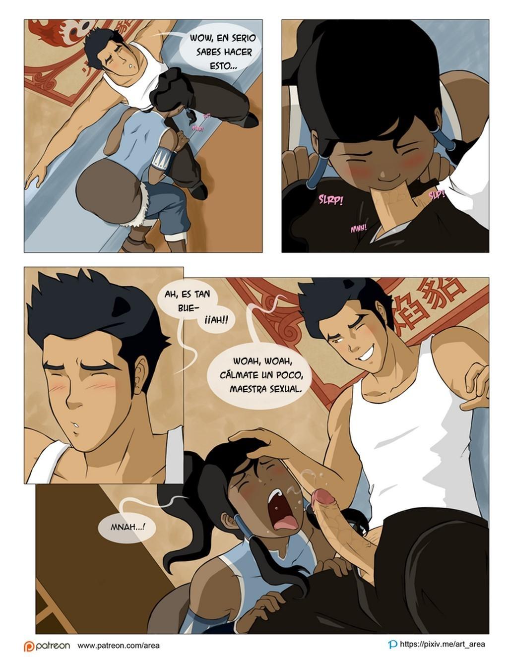 avatar sex comic