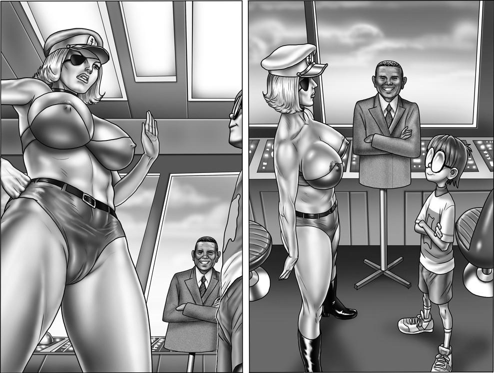 Cartoon sex 3D
