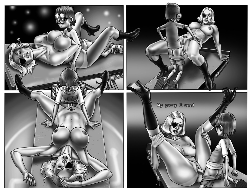 Nazi-cartoon porno