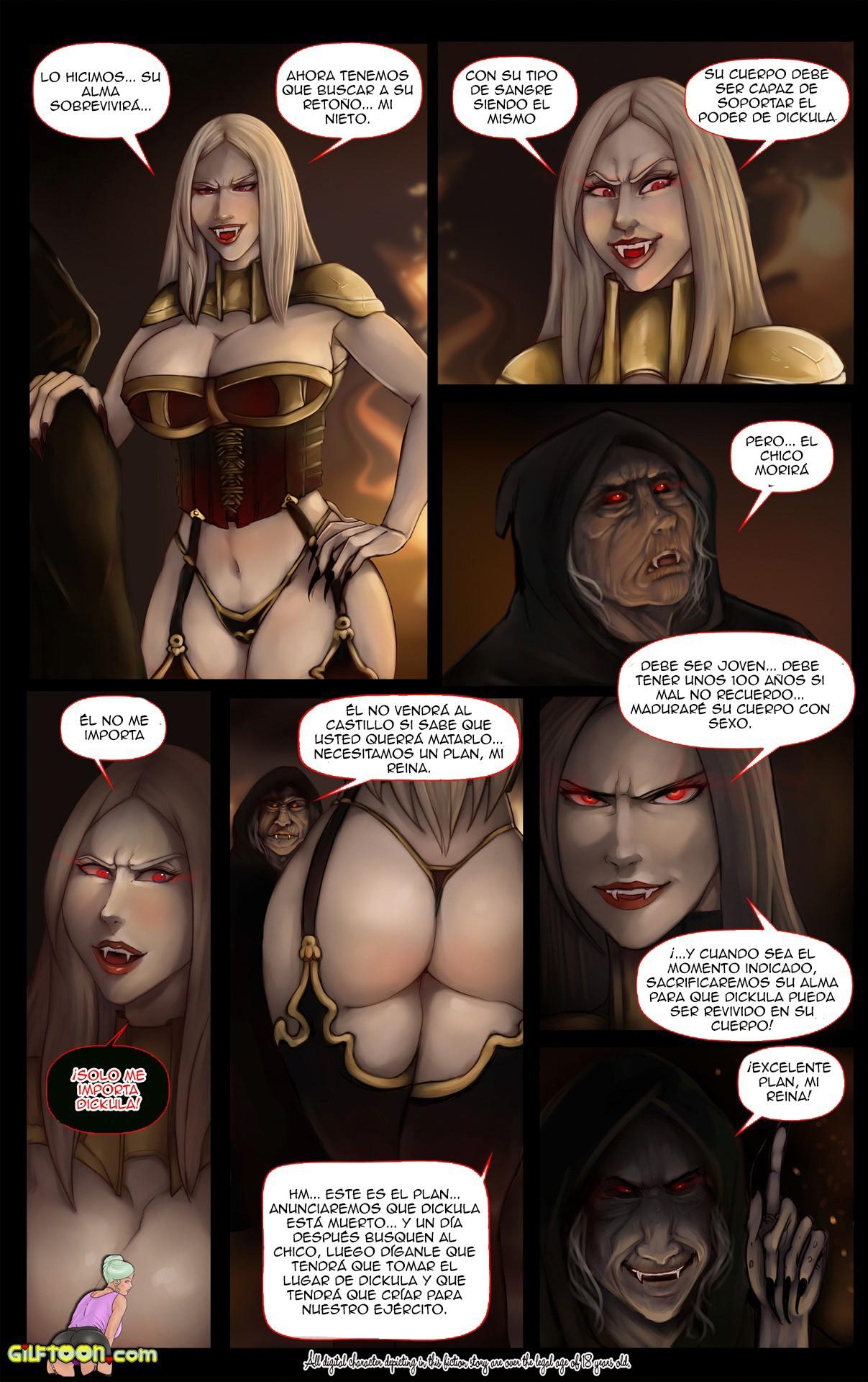 ver comics porno online