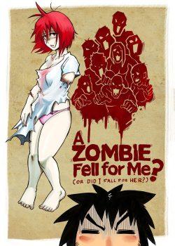 Follando con una mujer zombie tetona