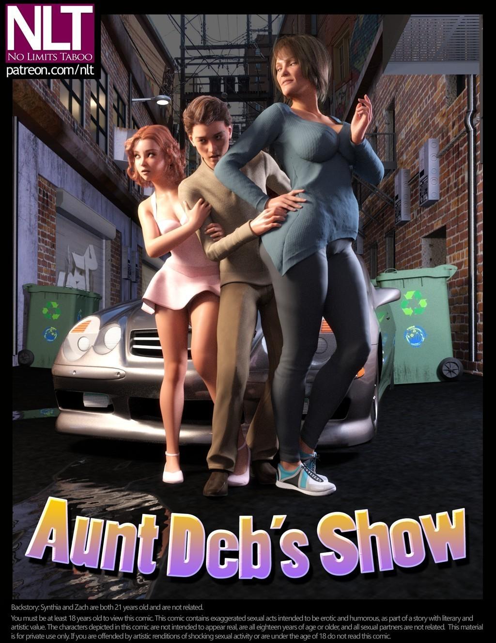 Komiks 3D porno