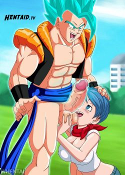 Have not hentai dragon ball bulma consider