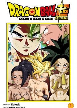 Dragon Ball Super Hentai – Pega, Vuela y Folla