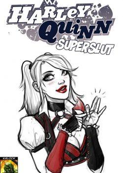 Suicide Squad xxx Harley Quinn Follando