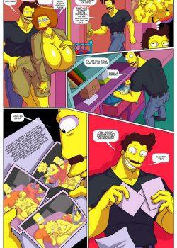 Los Simpsons xxx La Aventura de Darren 9