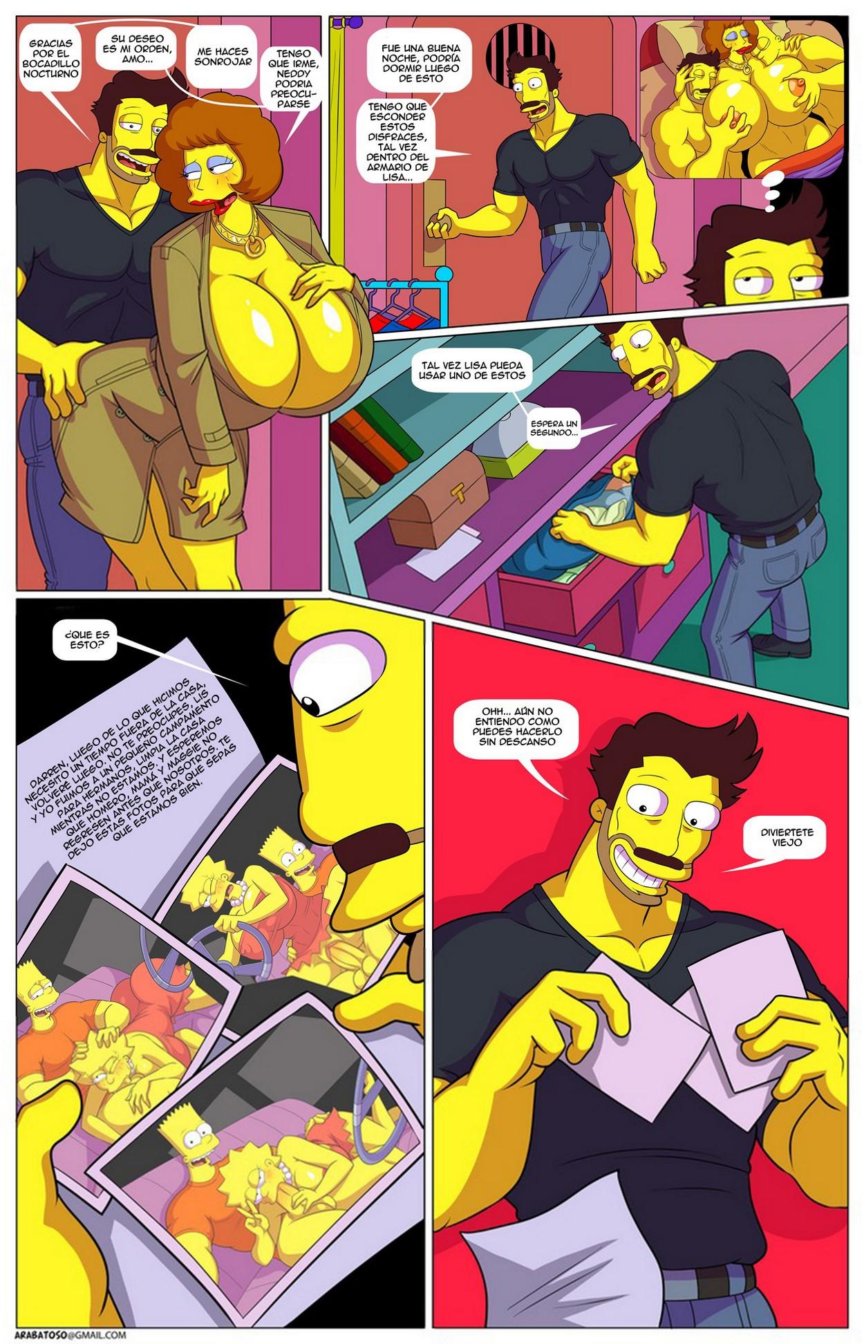 Adultos Gay Follando bart simpson xxx archivos - comics porno gratis en espa�ol