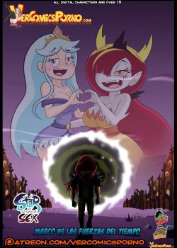 Marco y Star porno vs las fuerzas del mal