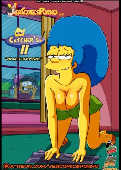 xxx Los Simpsons Milfs Catcher's 2