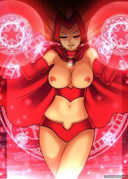 Xmen Porno – Scarlet Witch xxx