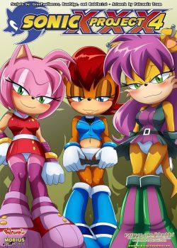 Sonic xxx Corre Folla y Corre…
