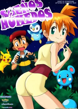 Pokemon xxx Misty y Ash Follando