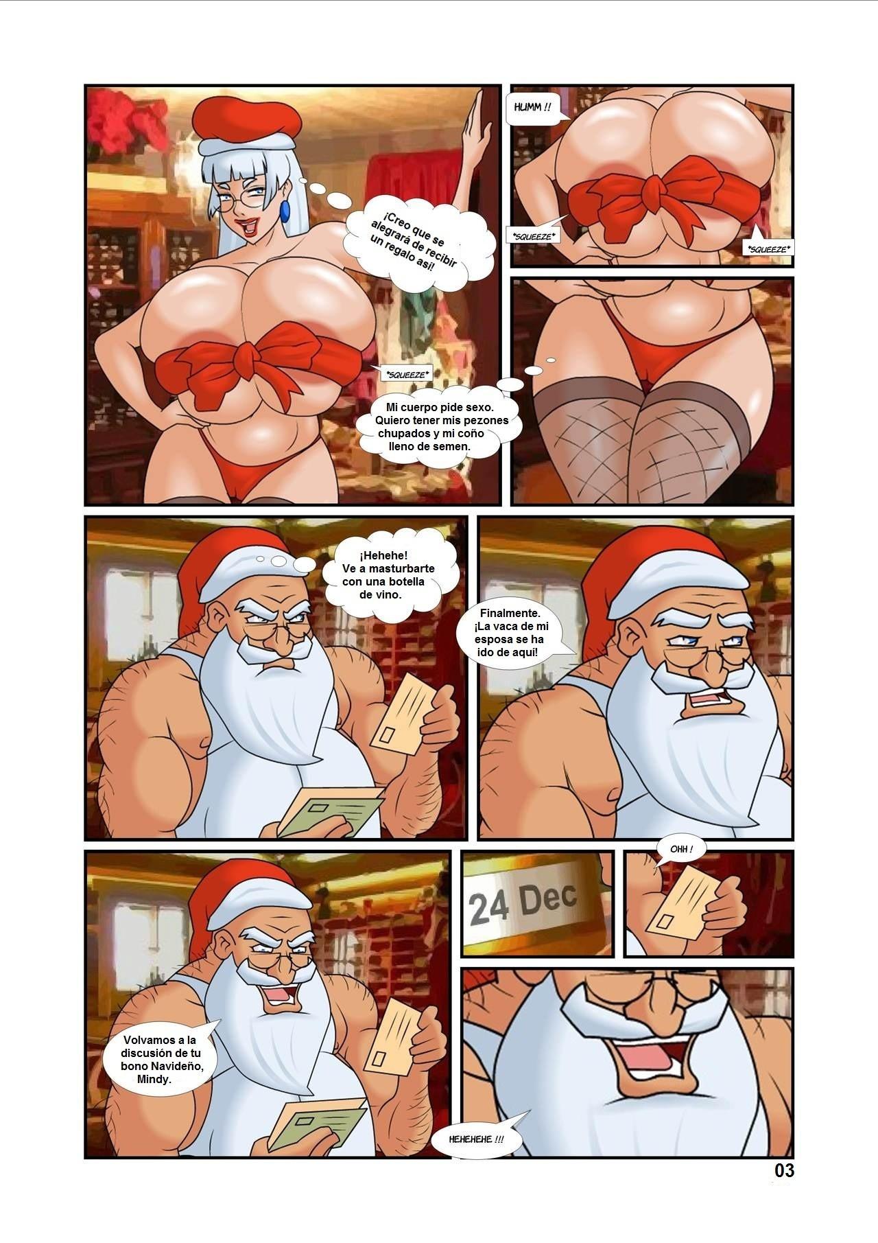 comics porno navidad xxx